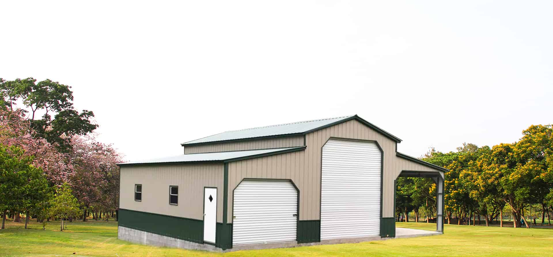 Metal Buildings and Steel Barns for Sale | Prefab Metal