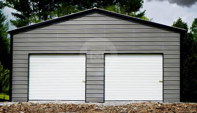 30×31 Metal Garage