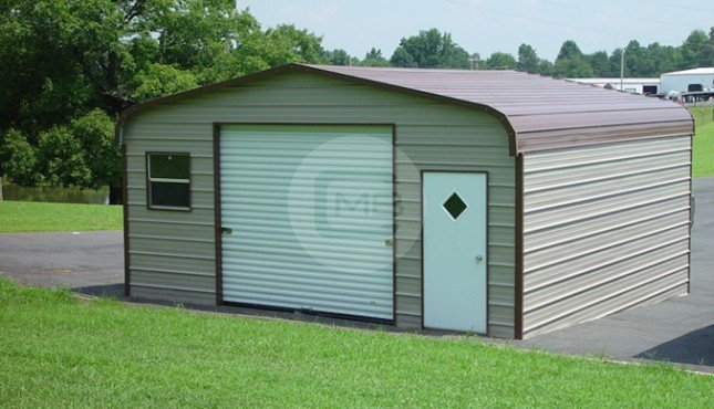 Metal Storage Sheds | Prefab Metal Storage Buildings for Sale