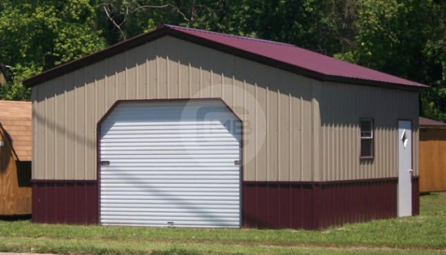 18×21 Outdoor Storage Building