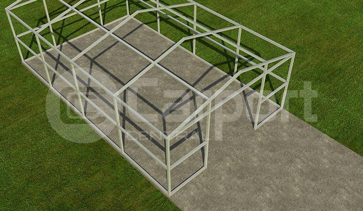 12x21 Storage Building