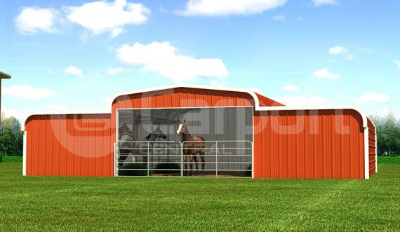 Horse Barn -Regular Style