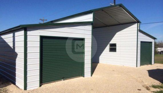 42x21x12 carolina barn