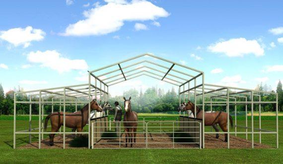 Horse Barn1