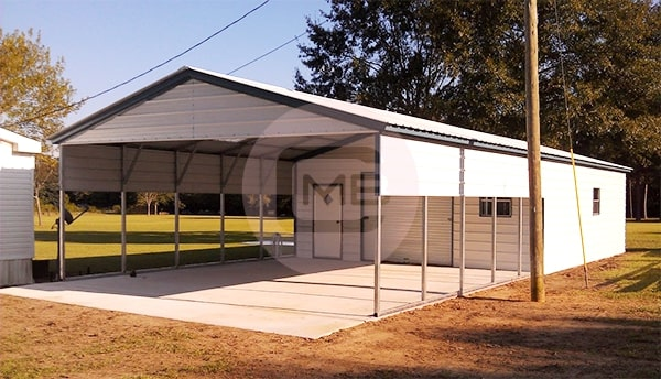 22×56 – Utility Shed
