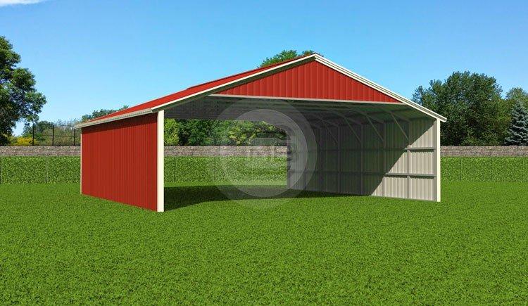 Agriculture Farm Building