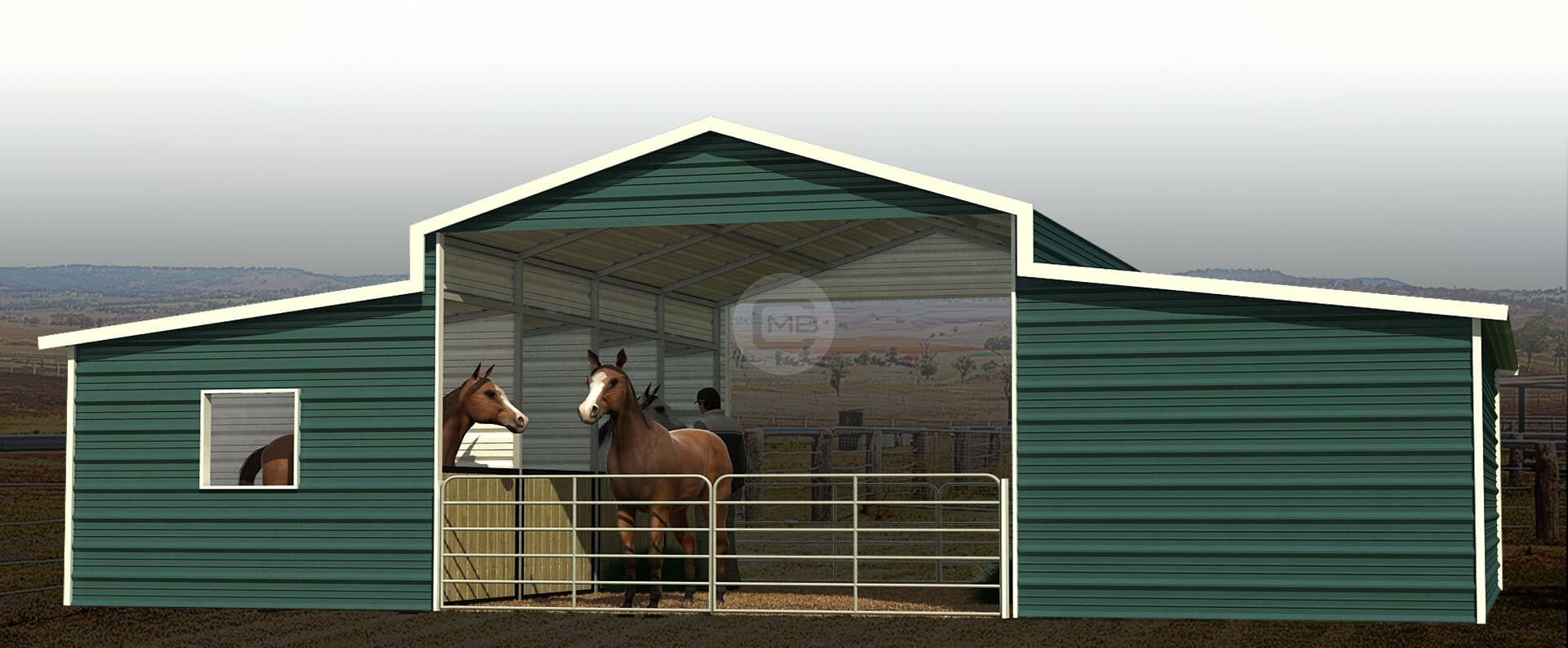 Metal Barns For Sale Metal Horse Barn Amp Storage Sheds Prices