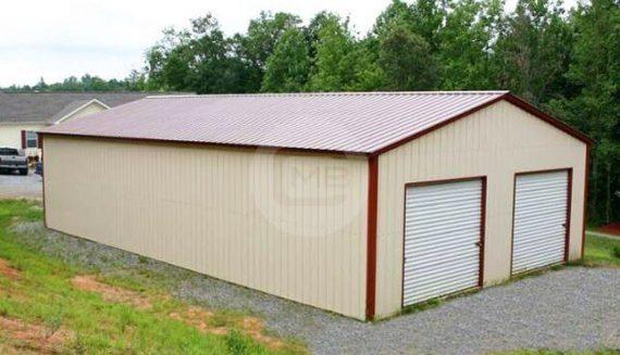24x51x11-Steel-Workshop-Building