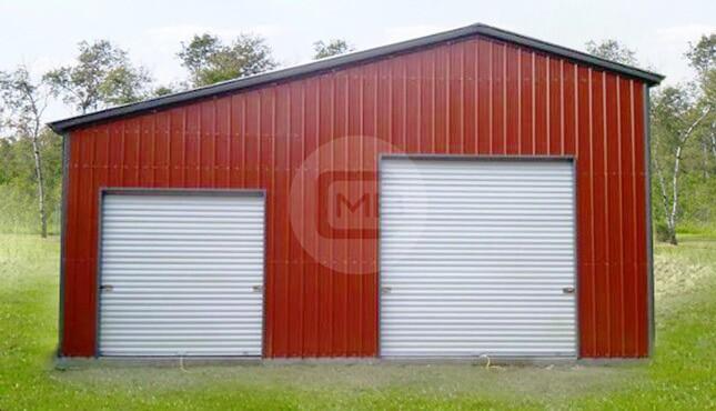 30x21x12 Garage
