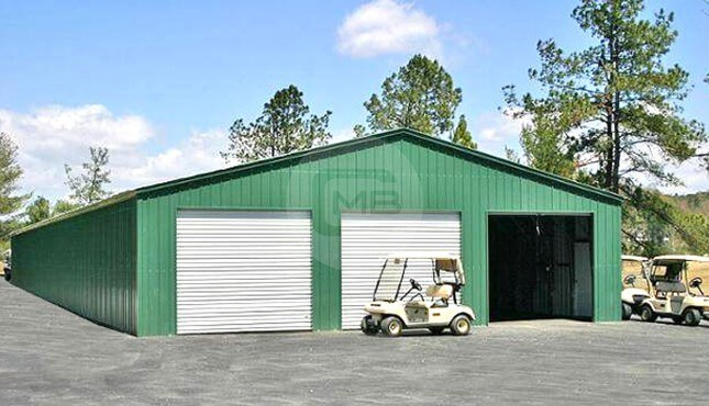 40×61 Steel Garage
