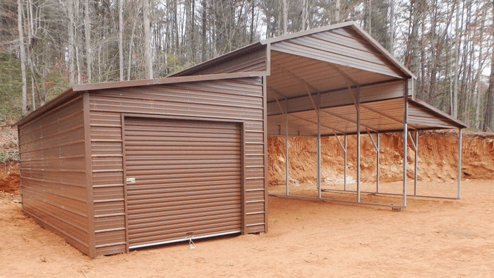 Metal Horse Barns Offer Superior Shelter For Your Horses
