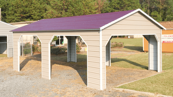 Metal Storage Sheds And Buildings—versatile Steel Buildings With Endless Us