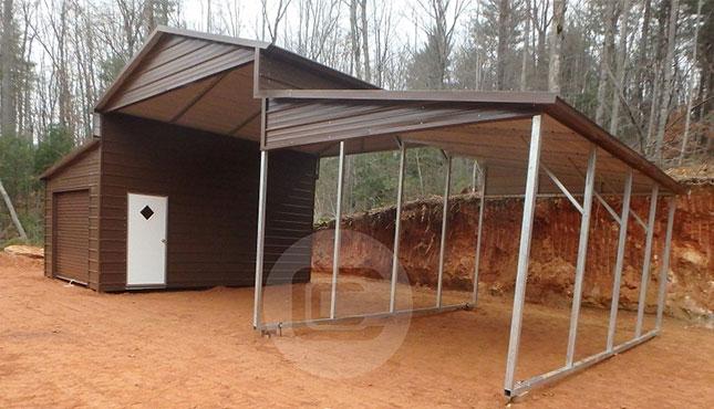Metal Carolina Barn