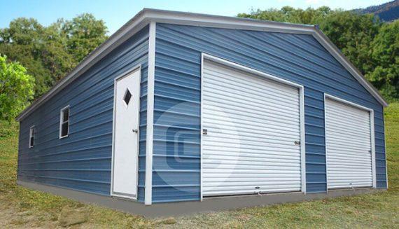 2-car-garage-24x36x9