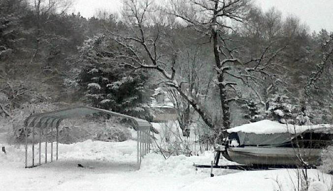 18×21 Prefab Carport