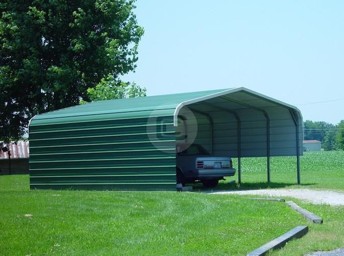 18x26 Regular Carport
