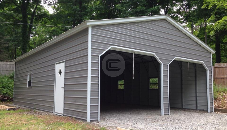 Metal Barns & Steel Buildings for Sale - Buy Carports Online