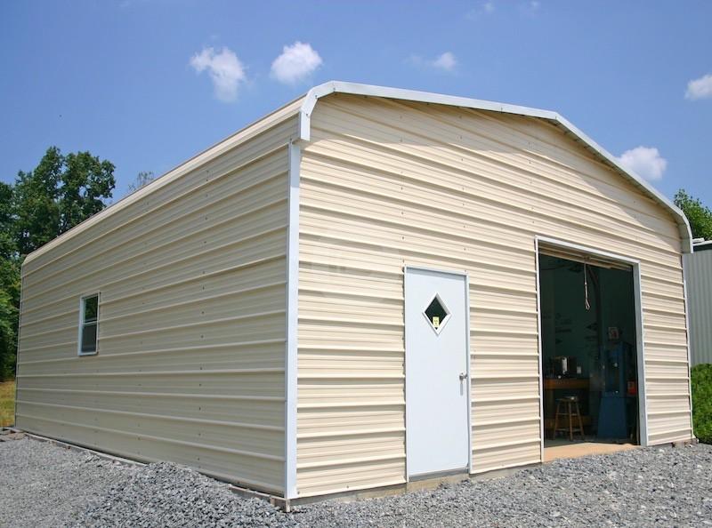 22x26x9 Regular Garage