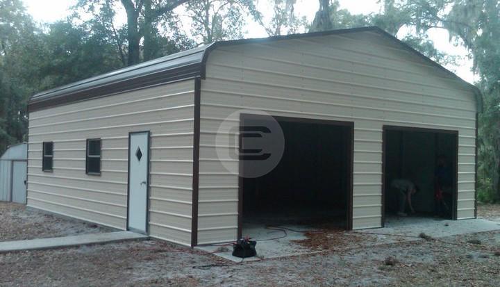 22x31x10 Regular Garage