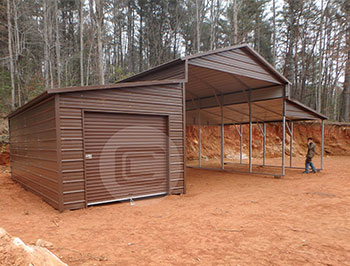 Carolina Barn Shelter