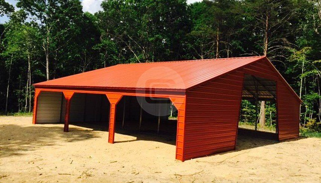 36 x 36 Continuous Roof – Continuous Roof Barn