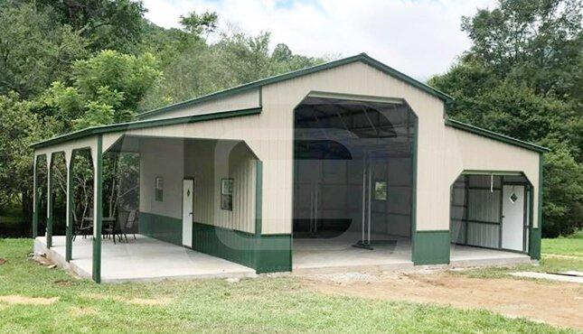 42x36 Deluxe Barn