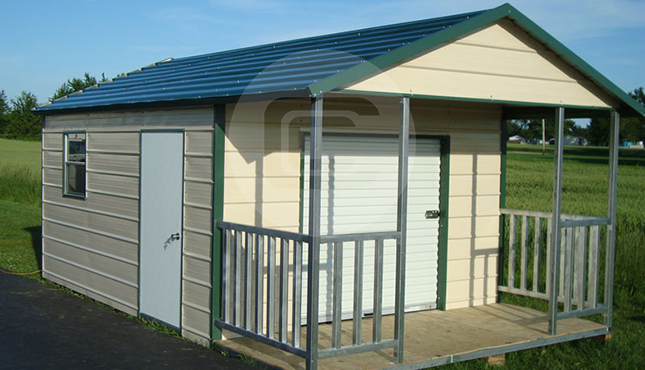 Outdoor Storage Building