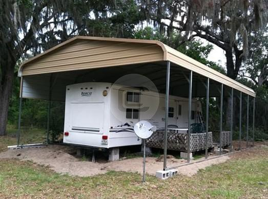 Regular RV Cover, 18x36x9