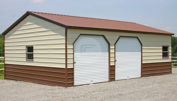 24×31 Side Entry Garage