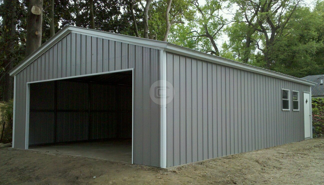 20x41 – Workshop/Garage