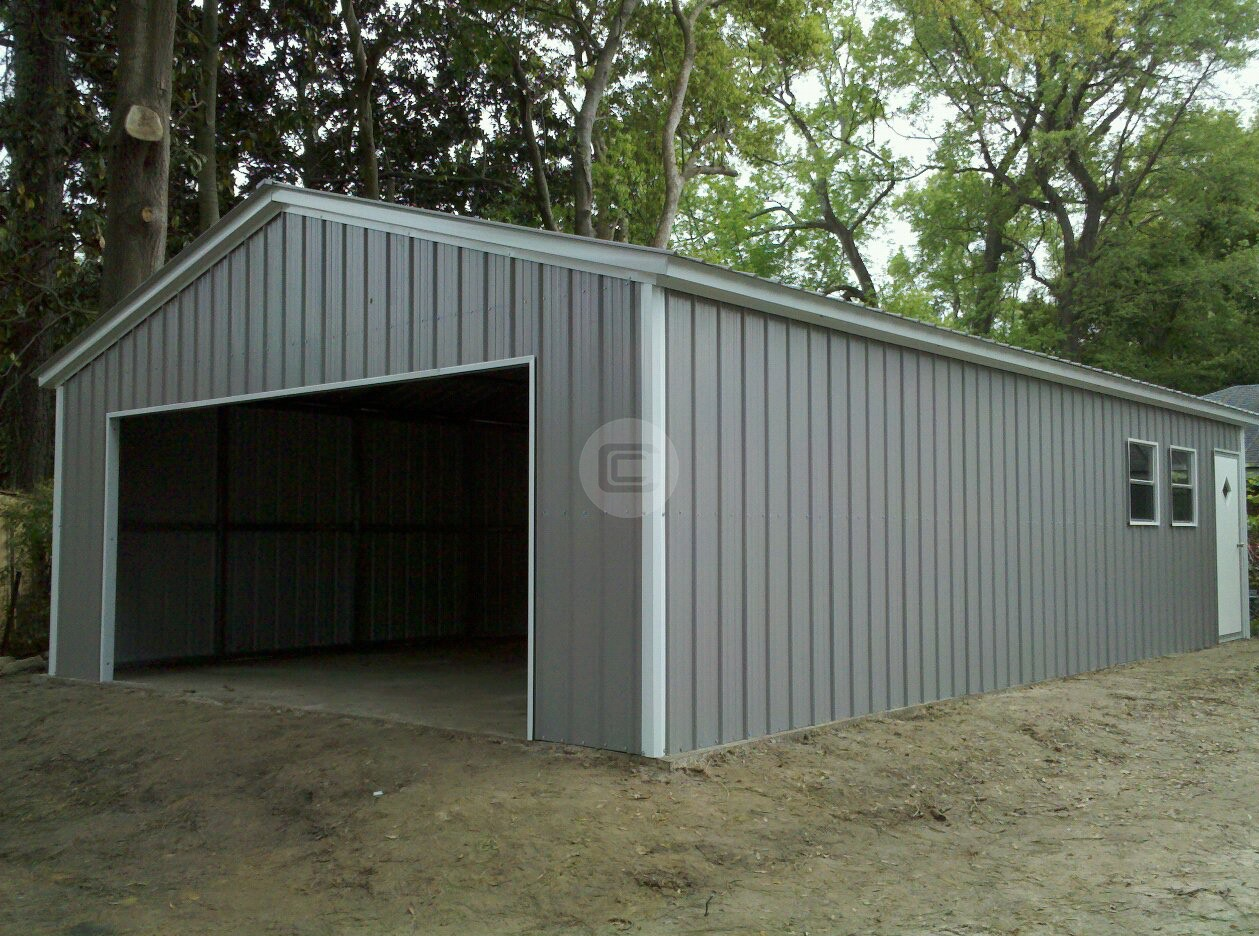 20'W x 41'L x 10'H – Workshop/Garage