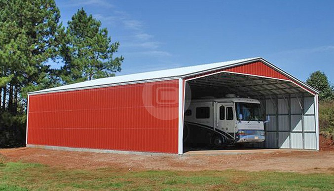 40'x61'x12' Workshop
