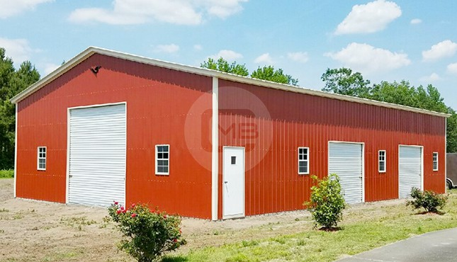 40x50 Multi Functional Metal Building Commercial