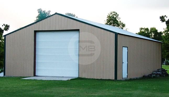 30x50 Metal Building