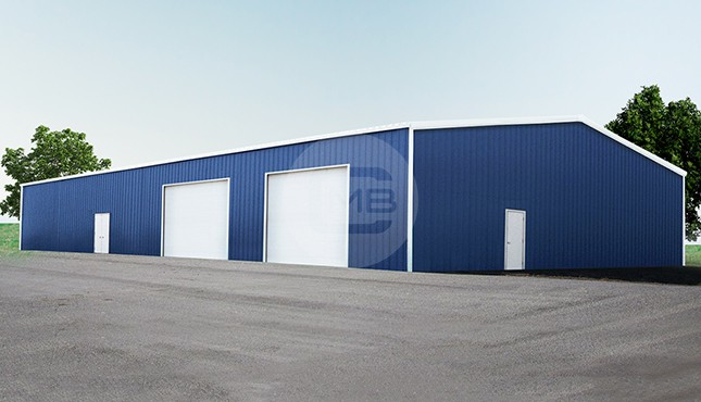 45x101x16 Commercial Workshop Building
