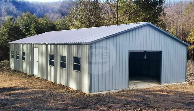 26×50 Garage Building
