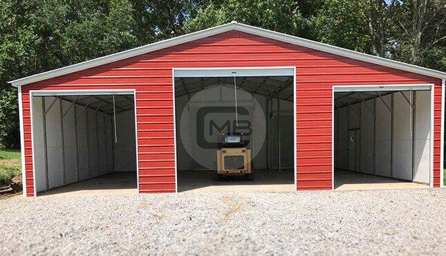 36×36 Barn Garage