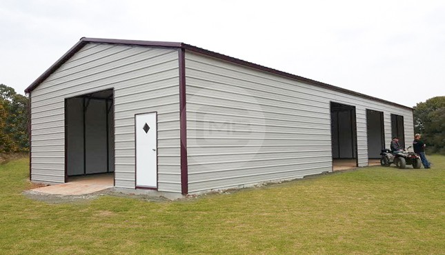 30×70 Commercial Garage Building
