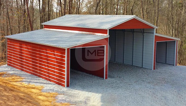 Farm Buildings | Agricultural Metal Sheds | Equipment