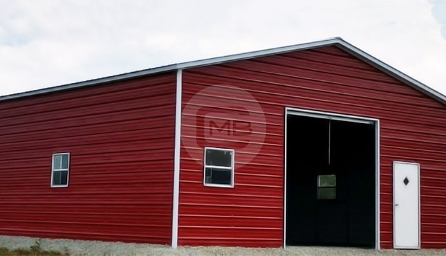 30x50 Prefabricated Steel Building