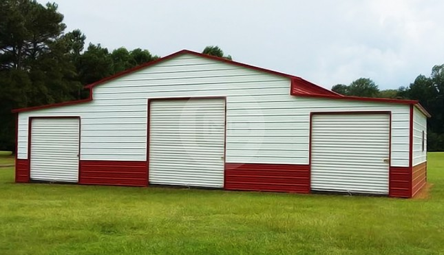 48x30 Farm Storage Barn