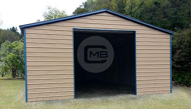 28x70 Metal Building