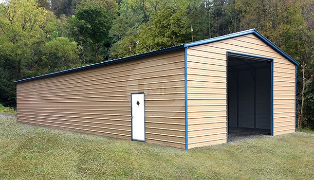 28×70 Metal Building