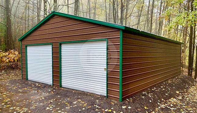24x30-metal-garage-side-view