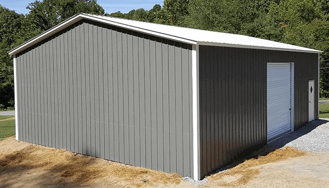 30x40 Metal Building | 30x40 Steel Structure