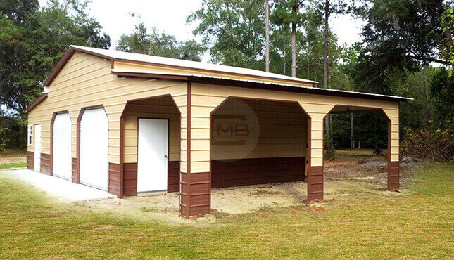 Barns for sale | Metal and Steel Barns At Affordable Prices