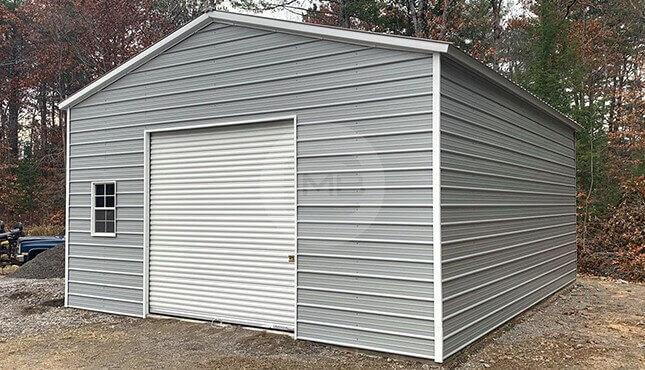 24×30 Prefab Garage