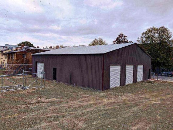 60×60 Metal Building