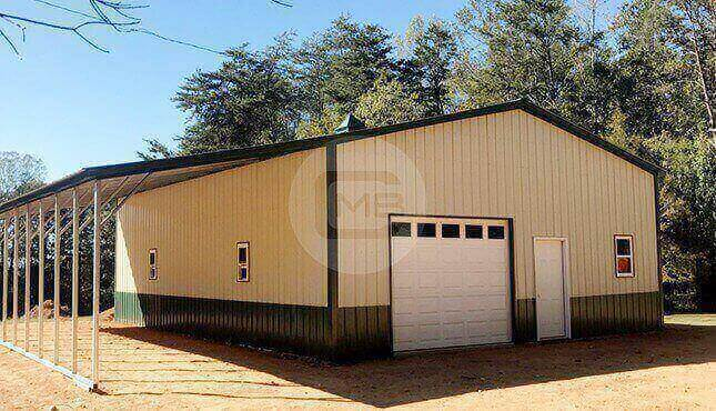 42×40 Workshop Building