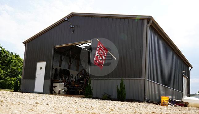 30×41 Garage Building